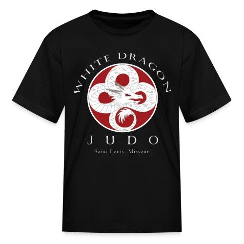 kids shirt front logo - Kids' T-Shirt