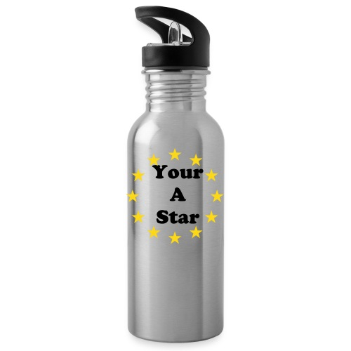 European Stars - Water Bottle