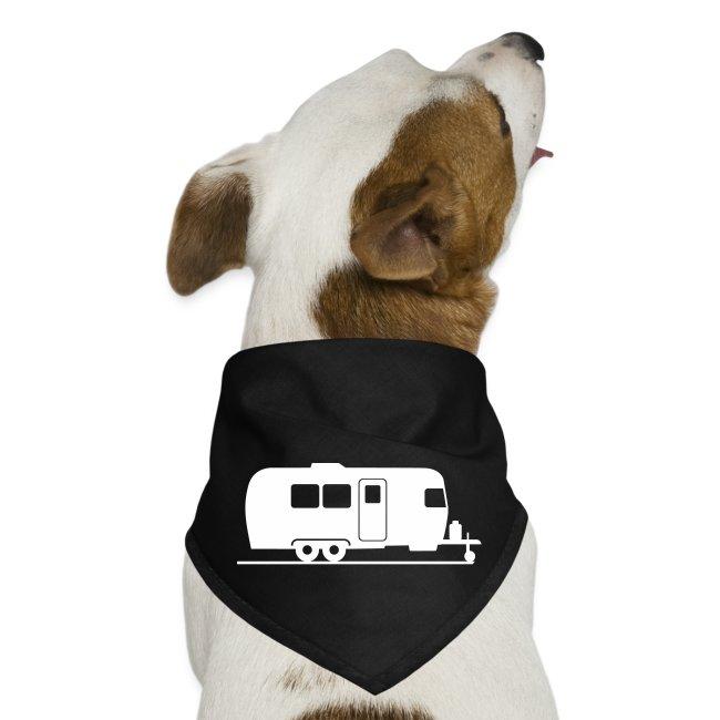 Trailer dog bandana