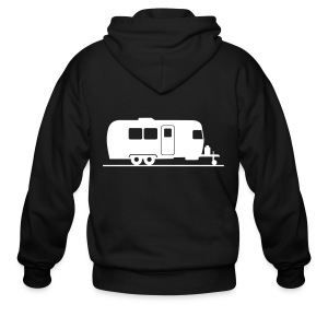 Trailer Sweatshirt - Men's Zip Hoodie