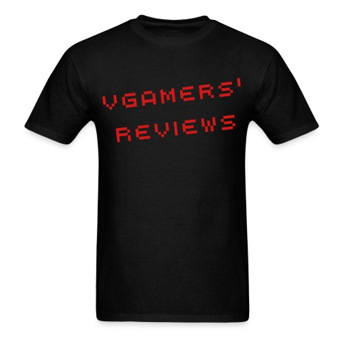 VGamers' Reviews (Male) - Men's T-Shirt