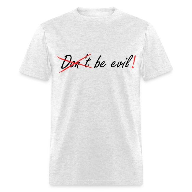 Be Evil! (Heather Grey)
