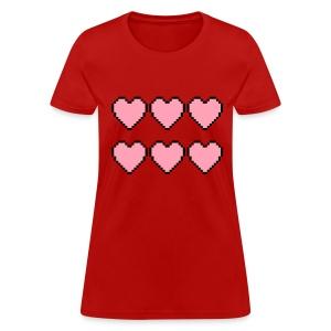8-Bit Equality - Women's T-Shirt