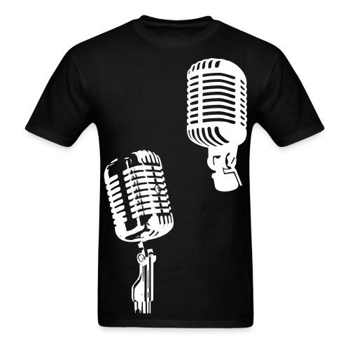 Mic Check - Men's T-Shirt