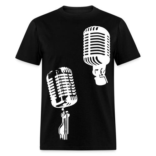 Mic Check - Men's T-Shirt