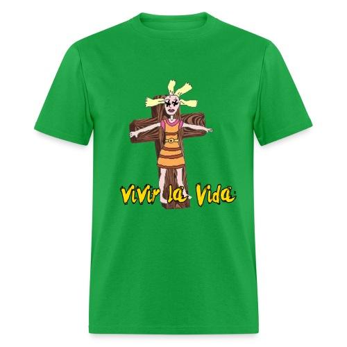 Live Life - Men's T-Shirt