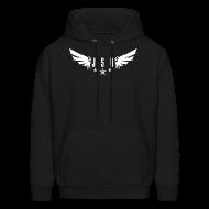 Hoodies ~ Men's Hoodie ~ JSH Logo#1-w