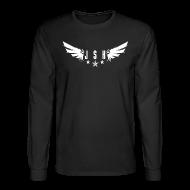 Long Sleeve Shirts ~ Men's Long Sleeve T-Shirt ~ JSH Logo#1-w
