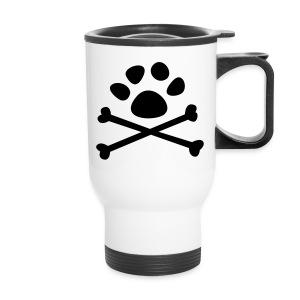 Black - Travel Mug