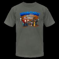 T-Shirts ~ Men's T-Shirt by American Apparel ~ Indubitably T-Shirt by American Apparel (M)