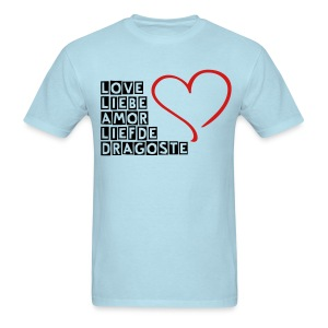 love one - Men's T-Shirt