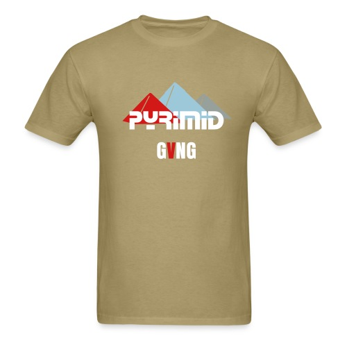 PYRIMID 3angles - Men's T-Shirt