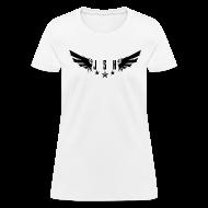 Women's T-Shirts ~ Women's T-Shirt ~ JSH Logo#1-b