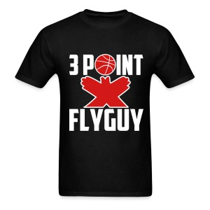 3 point - Men's T-Shirt