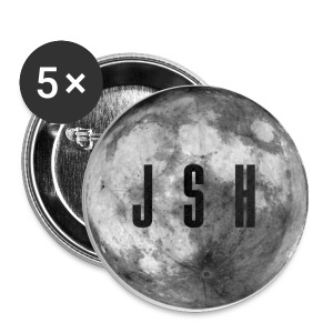 JSH Button Set S Logo #4  - Small Buttons