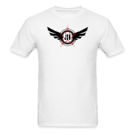 T-Shirts ~ Men's T-Shirt ~ JSH Logo #10-b