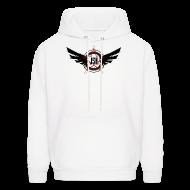 Hoodies ~ Men's Hoodie ~ JSH Logo #10-b