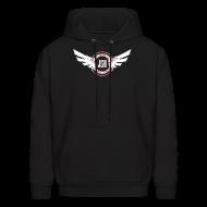 Hoodies ~ Men's Hoodie ~ JSH Logo #10-w
