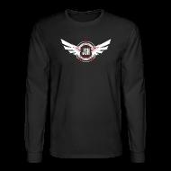 Long Sleeve Shirts ~ Men's Long Sleeve T-Shirt ~ JSH Logo #10-w