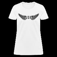 Women's T-Shirts ~ Women's T-Shirt ~ JSH Logo #8-b