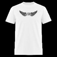 T-Shirts ~ Men's T-Shirt ~ JSH Logo #8-b