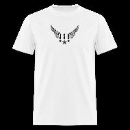 T-Shirts ~ Men's T-Shirt ~ JSH Logo #3-b