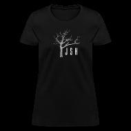 Women's T-Shirts ~ Women's T-Shirt ~ JSH Logo #9-w