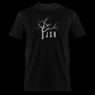 T-Shirts ~ Men's T-Shirt ~ JSH Logo #9-w