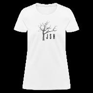 Women's T-Shirts ~ Women's T-Shirt ~ JSH Logo #9-b