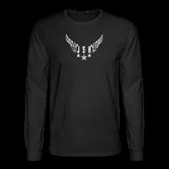Long Sleeve Shirts ~ Men's Long Sleeve T-Shirt ~ JSH Logo #2-w