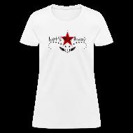 Women's T-Shirts ~ Women's T-Shirt ~ Let's run away#6.1-b