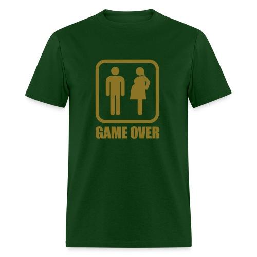 FTB GAME OVER TSHIRT - Men's T-Shirt