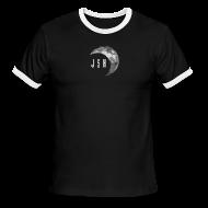 T-Shirts ~ Men's Ringer T-Shirt ~ JSH Logo #4-w