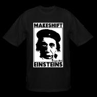T-Shirts ~ Men's Tall T-Shirt ~ MAKESHIFT EINSTEINS