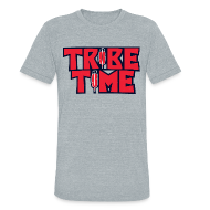 T-Shirts ~ Unisex Tri-Blend T-Shirt by American Apparel ~ TRIBE TIME