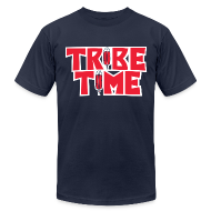 T-Shirts ~ Men's T-Shirt by American Apparel ~ TRIBE TIME
