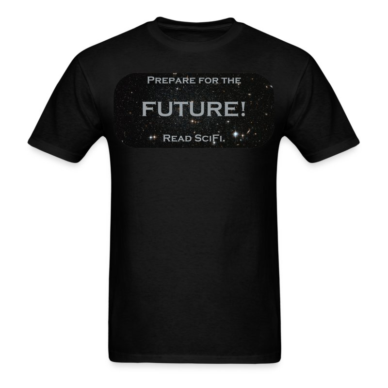Read SciFi - Men's T-Shirt