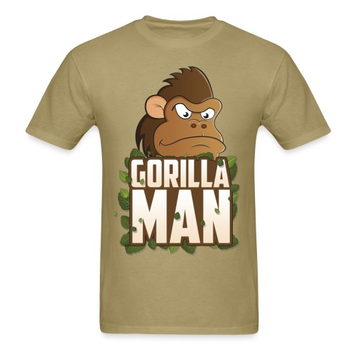 Gorilla Man Tee - Men's T-Shirt