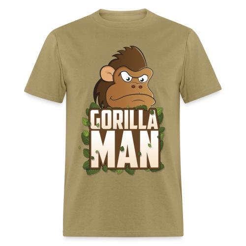 Gorilla Man Tee - Men's T-Shirt