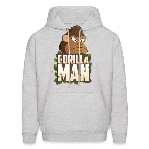 Gorilla Man Hoodie - Men's Hoodie