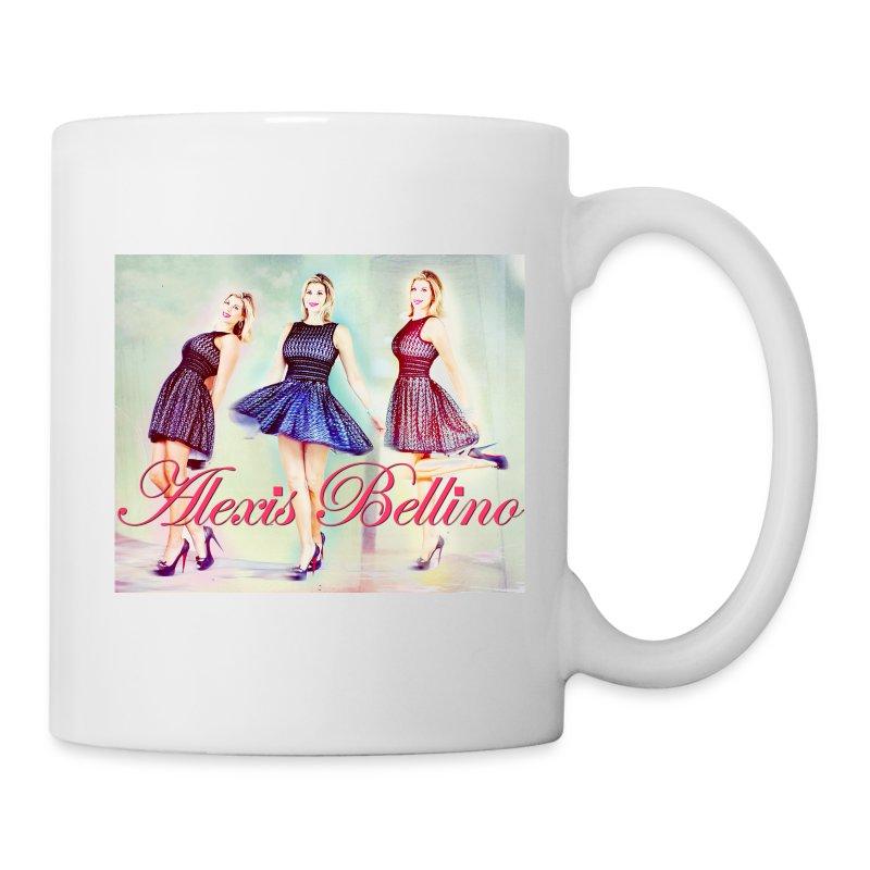 Trio Mug By Alexis Belilno - Coffee/Tea Mug
