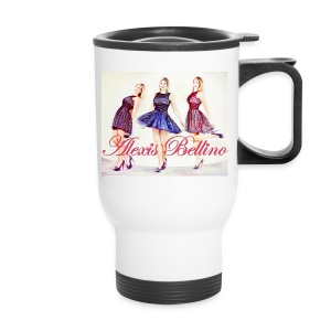 Trio Coffee Tumbler by Alexis Bellino - Travel Mug