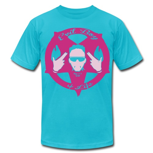Evil Boy 4 Life 2 - Men's  Jersey T-Shirt