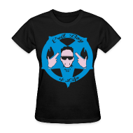 Women's T-Shirts ~ Women's T-Shirt ~ Evil Boy 4 Life 1