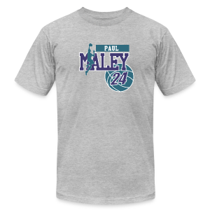 Paul Maley ball - Men's T-Shirt by American Apparel