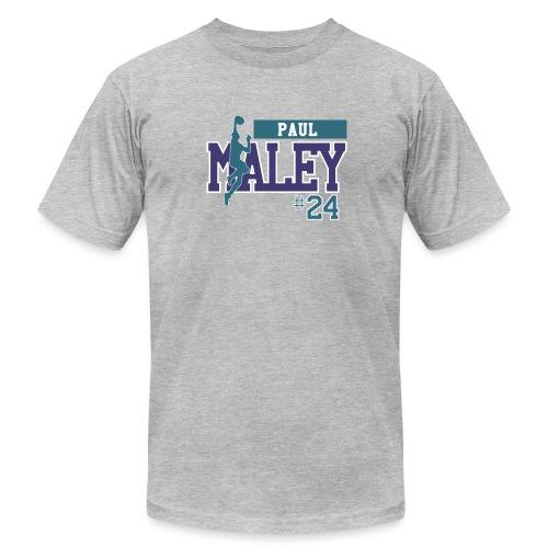 Paul Maley hashtag - Men's  Jersey T-Shirt