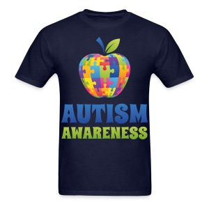 Autism Awarness - Men's T-Shirt