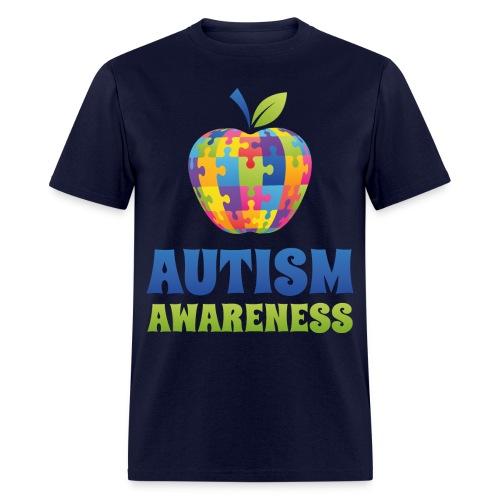 Autism Awarness - Men's T-Shirt