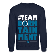 Long Sleeve Shirts ~ Men's Crewneck Sweatshirt ~  Men's TeamDt Crewneck Sweatshirt
