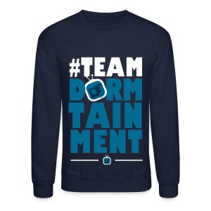 Men's TeamDt Crewneck Sweatshirt - Crewneck Sweatshirt